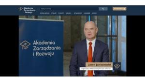Jakie studia wybrać, by zostać ministrem? Dowiesz się z platformy azir.edu.pl Biuro prasowe