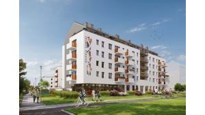 Nowe mieszkania od Dom Development na wrocławskim Jagodnie Biuro prasowe