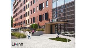 Livinn Kraków – students design residential unit for handicapped person Biuro prasowe
