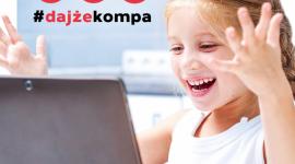 Jak #DajżeKompa obchodzi Dzień Dziecka? Przekazuje kolejne komputery!
