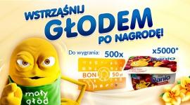 Loteria Wstrząśnij Głodem po nagrodę – nowa realizacja NAV agency i Mint Media
