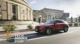 Mazda MX-30 zwycięzcą Tech Awards 2020 w kategorii Elektromobilność