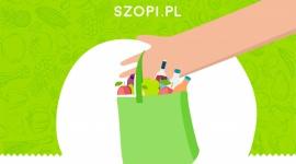Szopi.pl za darmo dostarczy zakupy osobom powyżej 60 roku życia Biuro prasowe