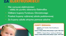 """Komunalny Związek Gmin Regionu Leszczyńskiego w programie """"Moje miasto bez ele"""