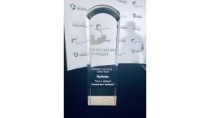 Brodziki Teos Radaway nagrodzone w konkursie Dobry Design 2020 Biuro prasowe