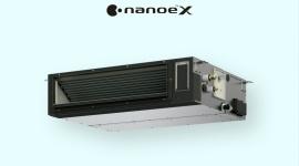 Panasonic wprowadza nowe jednostki kanałowe dla serii PACi