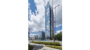 Rekordowy najem na polskim rynku biurowym w Mennica Legacy Tower Biuro prasowe