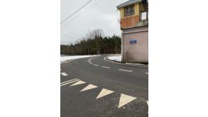 Zakręt na drodze do bezpieczeństwa na Białołęce