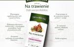 Herbatki ziołowe Zioła Mnicha w ofercie Herbapol – zdrowie zawarte w naturze