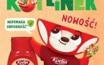 Kotlinek – nowy ketchup dla dzieci