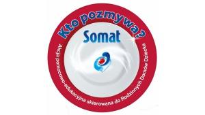 Marka Somat pomaga rodzinnym domom dziecka Biuro prasowe