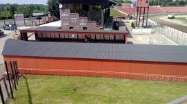 Nowy park maszyn na stadionie START GNIEZNO