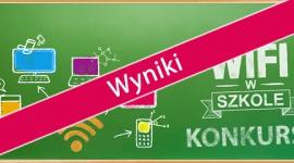 """Konkurs """"WiFi w szkole"""" rozstrzygnięty"""