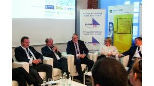 Delia Cosmetics na X Europejskim Forum Gospodarczym w Łodzi Biuro prasowe