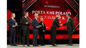 """PORTA KMI POLAND wyróżniona w konkursie """"Pomorski Pracodawca Roku 2018"""""""