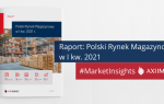 Polski rynek magazynowy w I kw. 2021 r. - koniec spowolnienia w podaży Strona główna