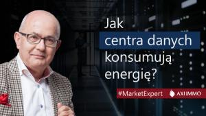 Jak centra danych konsumują energię?