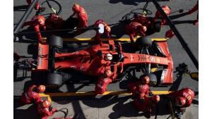 Produkty Shell przyczyniły się do lepszych wyników Scuderia Ferrari w 2018 roku Biuro prasowe