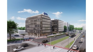 Infinity office building – advanced underground works in the heart of Wrocław