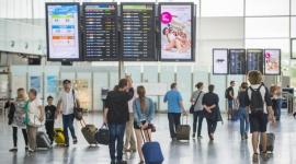 Ponad 3 miliony pasażerów na wrocławskim lotnisku