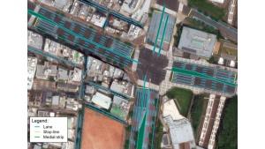 Mapy HD do autonomicznych samochodów Toyoty będą generowane automatycznie