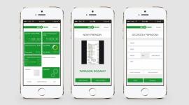 Aplikacja Getin Mobile z opcją przechowywania paragonów