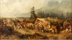 Sztuka Dawna. XIX w., Modernizm, Międzywojnie. Wystawa i aukcja