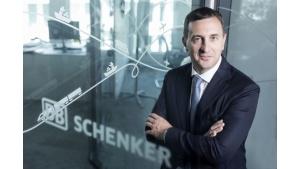 Nowy prezes Klastra Europy Północno-Wschodniej w DB Schenker Biuro prasowe