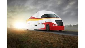 Shell oraz AirFlow Truck Company prezentują ekologiczną i ekonomiczną ciężarówk Biuro prasowe