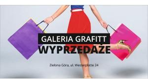 Galeria Grafitt kusi pierwszymi wyprzedażami Biuro prasowe