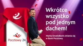 """Klienci Banku Pocztowego wkrótce """"pod jednym dachem"""""""
