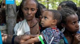W północnej Etiopii liczba niedożywionych dzieci wzrosła dziesięciokrotnie Biuro prasowe
