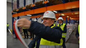 MLEKOVITA otworzyła największe centrum logistyczne w mleczarstwie