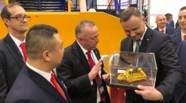 Chińska inwestycja w Stalowej Woli