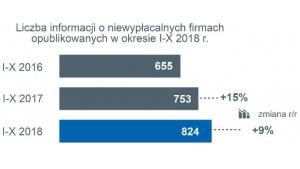 Lawina niewypłacalności polskich firm produkcyjnych i budowlanych Biuro prasowe