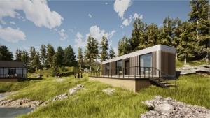 Całoroczne domy do 35m² bez pozwolenia na budowę odpowiedzią na potrzeby Polaków