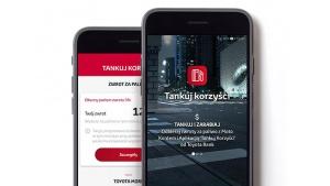 """Nowa edycja promocji """"Tankuj korzyści – zwrot za paliwo"""" od Toyota Bank Biuro prasowe"""