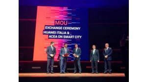 Huawei zadba o rzymskie Koloseum Biuro prasowe
