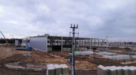 Dekpol wszedł w drugą fazę budowy dla Panattoni