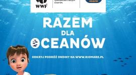 """Rio Mare i WWF """"Razem Dla Oceanów"""""""