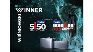 Firma WIŚNIOWSKI wspiera Enea Ironman