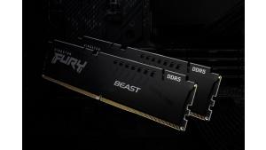 Kingston FURY wprowadza na rynek pamięć DDR5 o wyjątkowej wydajności