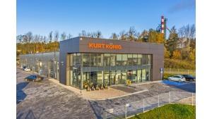 Dekpol wybudował nową siedzibę Kurt König w Polsce