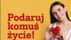 Oddaj krew – podaruj życie! Zbiórka krwi w Centrum Korona
