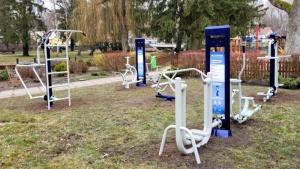 Nestlé Waters oddaje do użytku siłownię plenerową w Nałęczowie Biuro prasowe