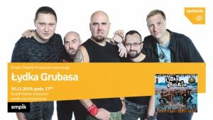 Zespół Łydka Grubasa odwiedzi Empik Silesia Biuro prasowe