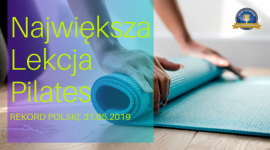 W III LO w Kaliszu będą ustanawiać Rekord Polski w pilatesie