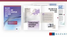 Przewodnik podatkowy Mazars dla Europy Środkowo-Wschodniej 2018