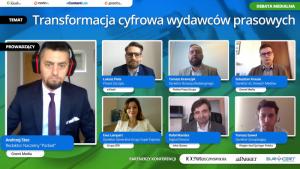 Czołowi polscy wydawcy razem na temat digitalizacji Biuro prasowe