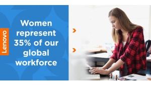 Lenovo wspiera różnorodność i włączanie różnych grup społecznych pracowników